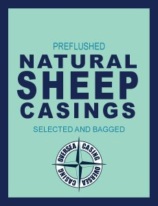 Sheep Casings Oversea DeWied
